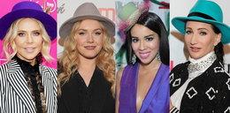 Gwiazdy w kapeluszach. Która wygląda najlepiej?