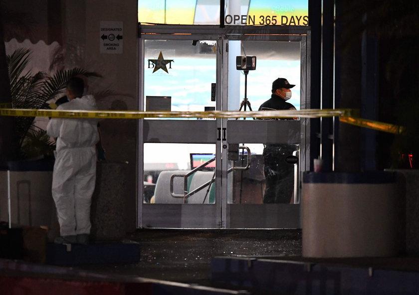 Strzelanina w Kalifornii. W kręgielni zginęły 3 osoby, a 4 są ranne