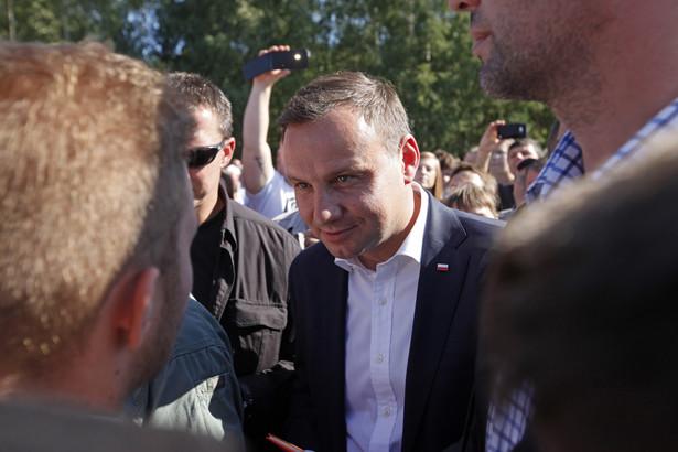 Zdaniem prezydenta polski rząd zbyt słabo walczy o interesy naszych rolników