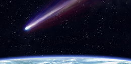 Gigantyczna kometa obok Ziemi w 2013 roku! Jak księżyc w pełni!