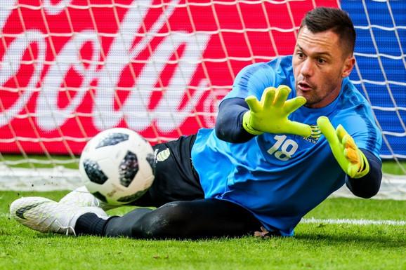 Deni Vuković na golun australijske reprezentacije