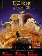 Dzikie safari 3D: Półudniowoafrykańska przygoda