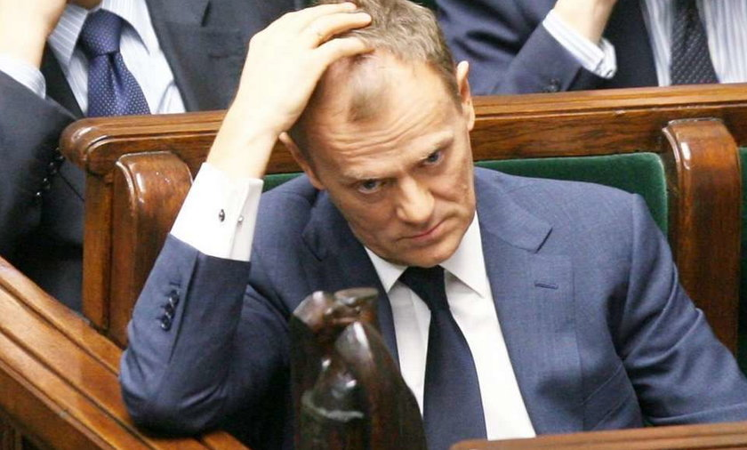 Premier Tusk ma depresję? Tak wynika z...