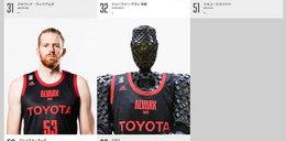 To nie jest żart! Za kilka dni robot zagra w... NBA!