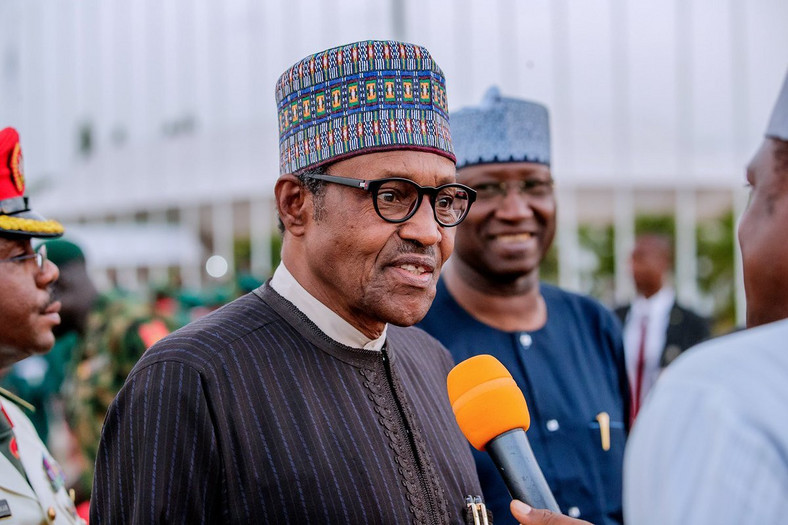President Buhari will be sworn in for a second term on May 29, 2019 [Presidency]