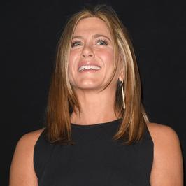 Jennifer Aniston bez stanika na premierze swojego filmu