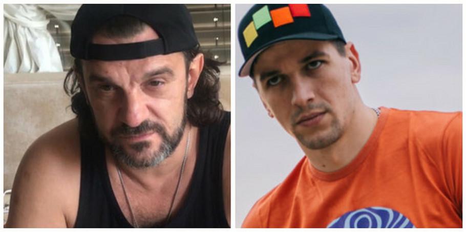 Aca Lukas i Viktor Savić