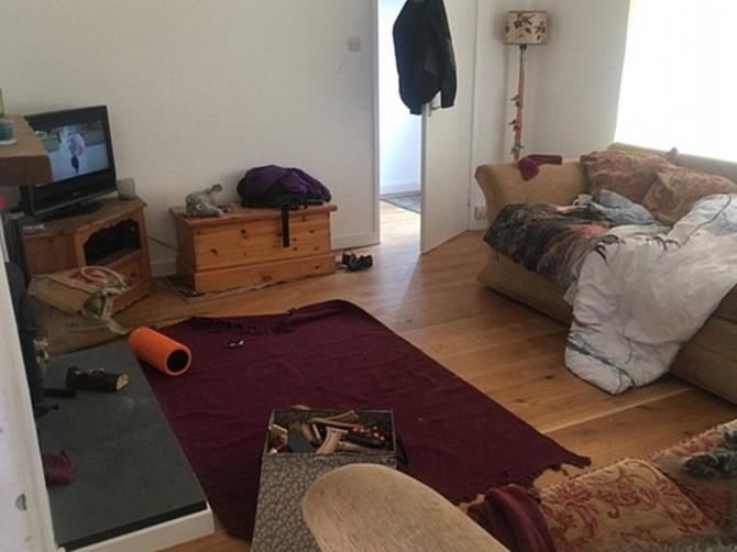 Rekli su mi da mi dnevna soba IZGLEDA KAO SVINJAC: Za celih 5 minuta sam je POTPUNO TRANSFORMISALA - ovo je rezultat