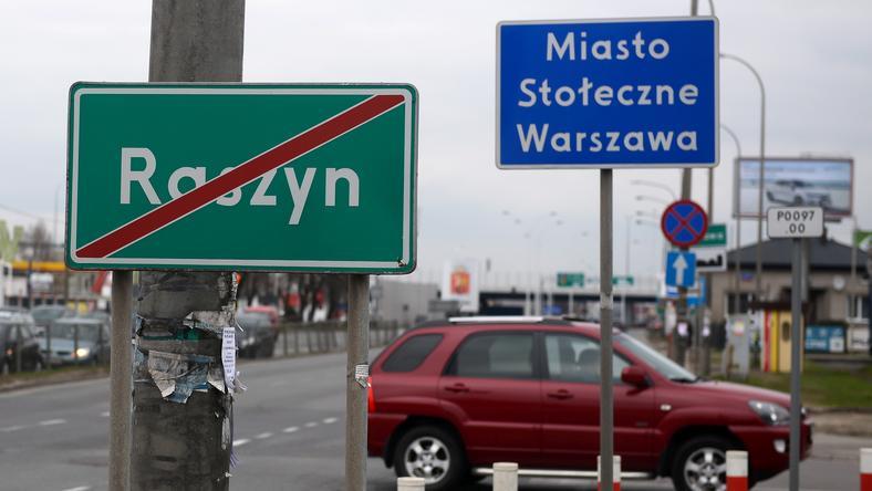 Mieszkańcy Raszyna chcą przeprowadzenia referendum ws. utworzenia metropolii warszawskiej