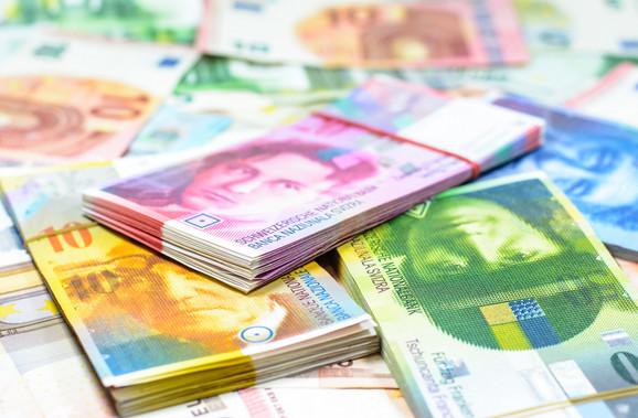 Švajcarska ima najsigurniju valutu na svetu