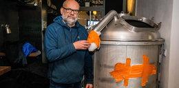 Odtworzył recepturę piwa sprzed wieków. Takie piwo pili średniowieczni krakowianie
