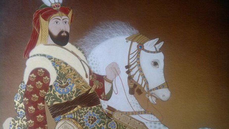 Murad IV, sułtan z dynastii Osmanów, sprawował władzę w latach 1623-1640 (domena publiczna)