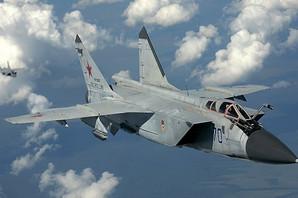 NESREĆA U RUSIJI Srušio se avion Mig 31