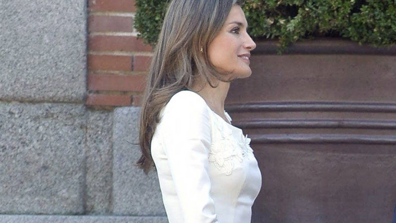 42-letnia małżonka hiszpańskiego następny tronu jest wyjątkowo szczupłą kobietą...