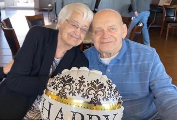 Bob i Korina, ljubav duga sedam decenija