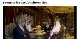 Ale wpadka! Amerykanie nie odróżniają nas od Arabów!