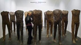 Kuratorka Barbara Ilkosz: Abakanowicz zdobyła uznanie przez oryginalne myślenie