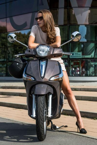 Nowy Piaggio Liberty 125 ABS