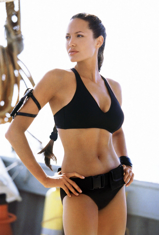 "Lara Croft - ""Tomb Raider"""