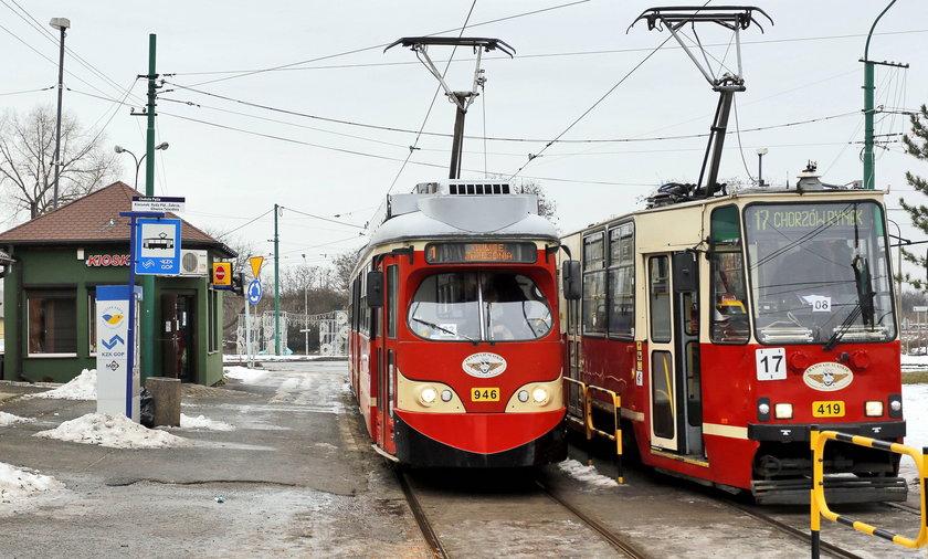 Tramwaj z Gliwic do Katowic