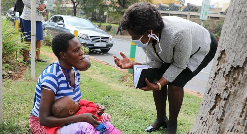 Kitui Governor Charity Ngilu's kind gesture wins hearts despite impeachment threats