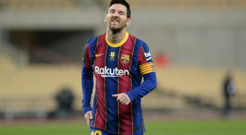 Barcelona appeal against Messi two-game ban rejected: source