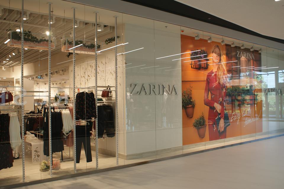 Zarina – moda rosyjska po raz pierwszy w Polsce