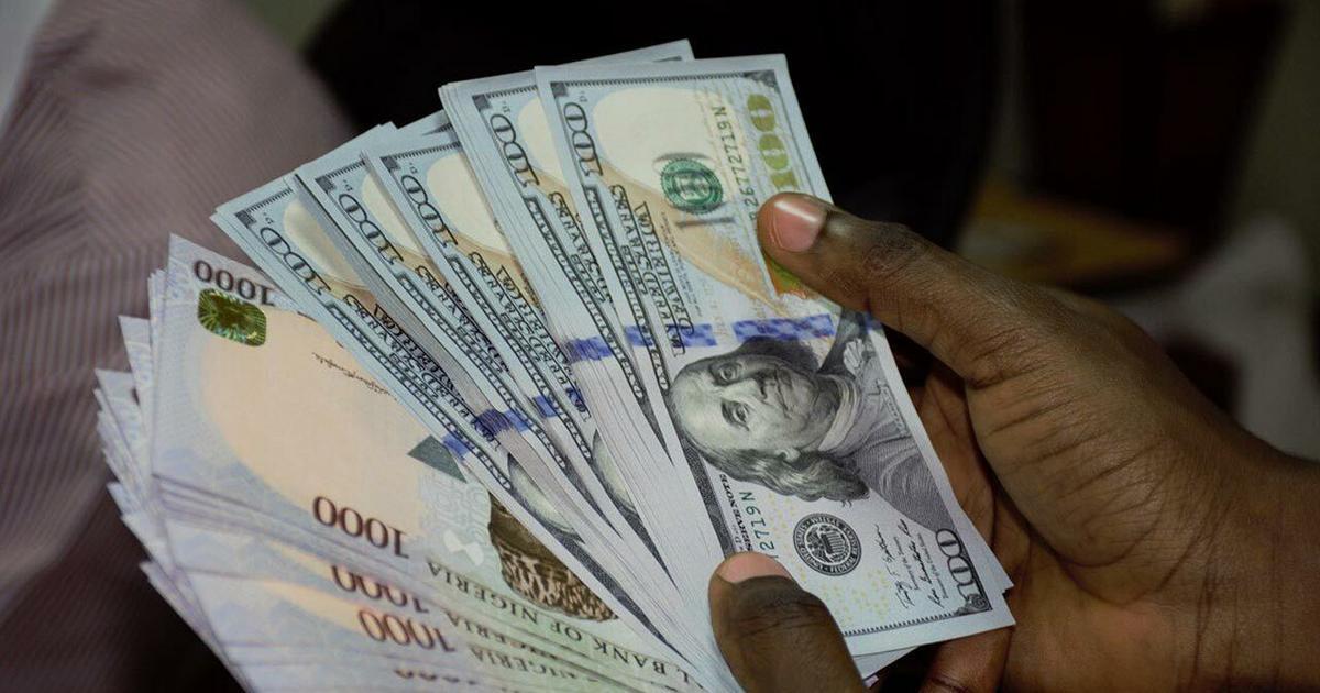 Naira Gains Against Dollar Trades N358