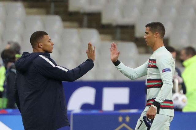 Kilijan Mbape - Kristijano Ronaldo