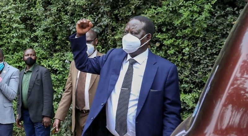 Raila issues statement to clarify ODM's controversial statement on Covid19 scandal