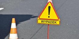 Tragiczny wypadek w Rembertowie. Zginął pasażer