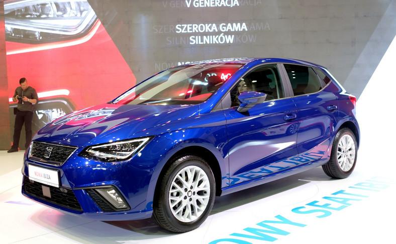 Ibiza pierwszej generacji pojawiła się na rynku w 1984 roku i stała się najpopularniejszym autem hiszpańskiej firmy. Do tej pory wyprodukowano ponad 5,4 mln egzemplarzy