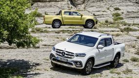 Mercedes-Benz klasy X za 175,2 tys. zł (polskie ceny)