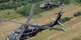 Debiut Polskiego Black Hawk na Anakondzie!