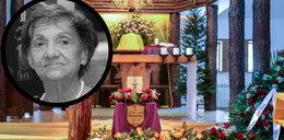 Pożegnanie Ireny Dziedzic