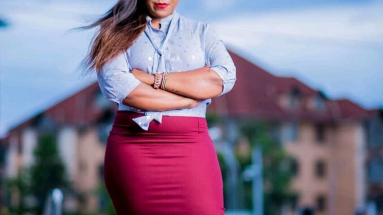 Betty Kyallo's snappy comeback after she was called Okari's woman