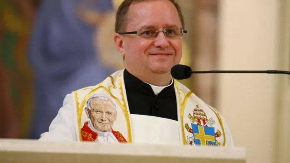Ks. Mirosław Król