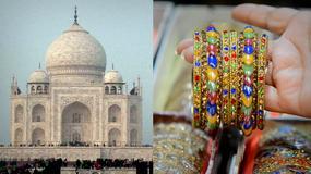 Dlaczego szklane paciorki zagrażają słynnemu Tadź Mahal?