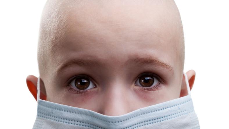Dziecko chore na nowotwór