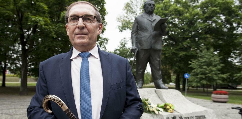 Jerzy Ziętek: Zostawcie mego dziadka w spokoju
