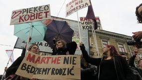 """""""Czarny poniedziałek"""" w Polsce. Zobacz, gdzie szykują się protesty"""