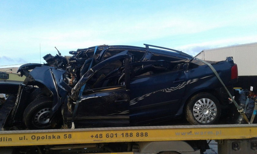 Tragiczny wypadek w miejscowości Wilamowa