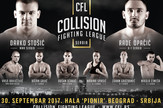 Collision fighting league