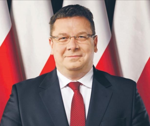 Michał Wójcik, członek Rady Ministrów