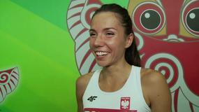 Joanna Jóźwik: w finale będę walczyć o medal
