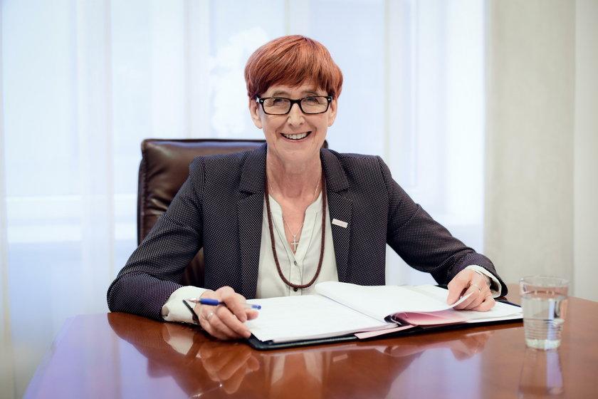 Minister podpisała obwieszczenie: waloryzacja będzie rekordowa