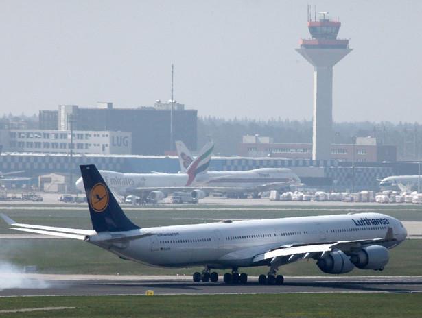 Strajki w Berlinie i Frankfurcie związek zawodowy personelu pokładowego Ufo zapowiedział w poniedziałek wieczorem.