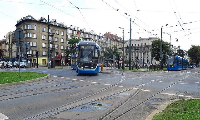 Stawoślna bez tramwajów