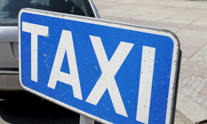 Napad na taksówkarza w zachodniopomorskim