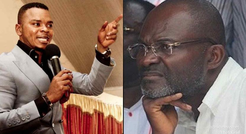 You can't win, so don't start a beef with me – Obinim warns Kennedy Agyapong